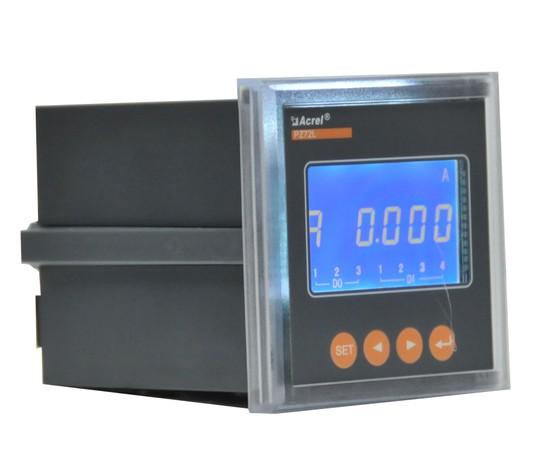 PZ72L-DI/C直流电流表 LCD显示  485通讯