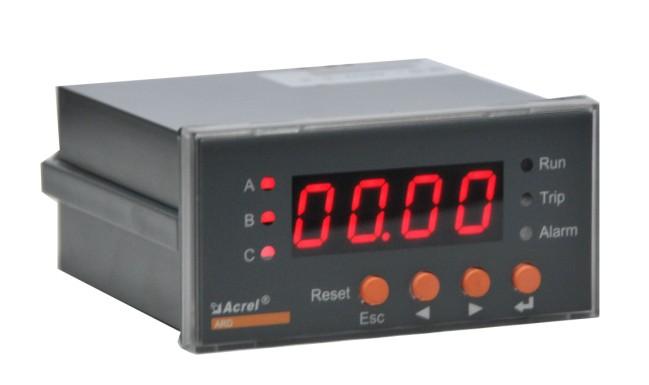 适用于电动机功率0.12-0.55KW  带485通讯 电动机保护器