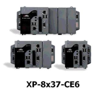 泓格科技ISaGRAF 新產品: XP-8x37-CE6 WinCE 6.0 雙網絡型 ISaGRAF XPAC