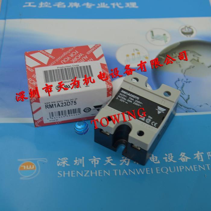 固态继电器RM1A23D75瑞士佳乐CARLO GAVAZZI
