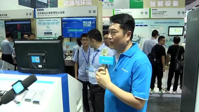 2018工博會現場-臺達
