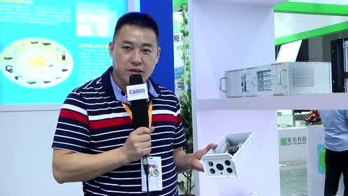 2018工博会现场-华北工控