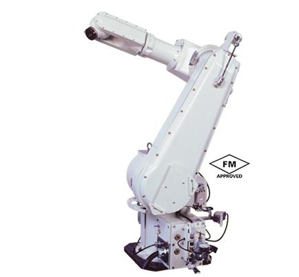 川崎 涂装机器人 K系列机器人 可负载 5kg 至 15kg