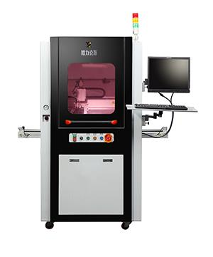 柜式视觉自动点胶机 高精度智能定位视觉点胶机 在线式自动点胶机