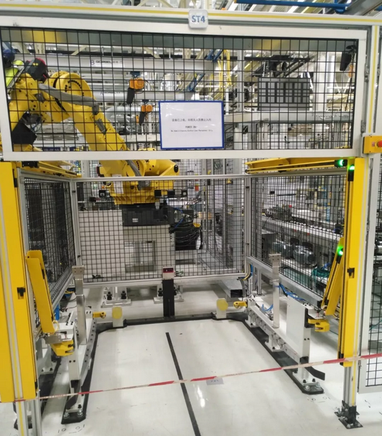 節能安全新趨勢——淺談邦納安全產品在小排量渦輪增壓發動組裝線上的應用
