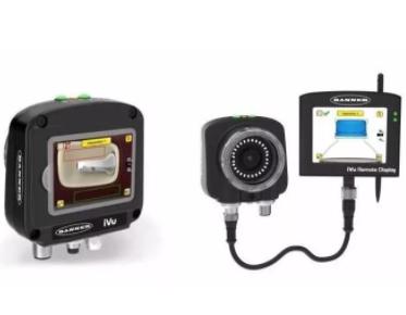 邦纳彩色 iVu 图像传感器重磅发布!