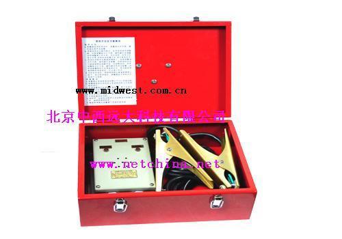 中西DYP 防爆静电接地监测报警器 型号:CY19-JCT2-JD5库号:M308050