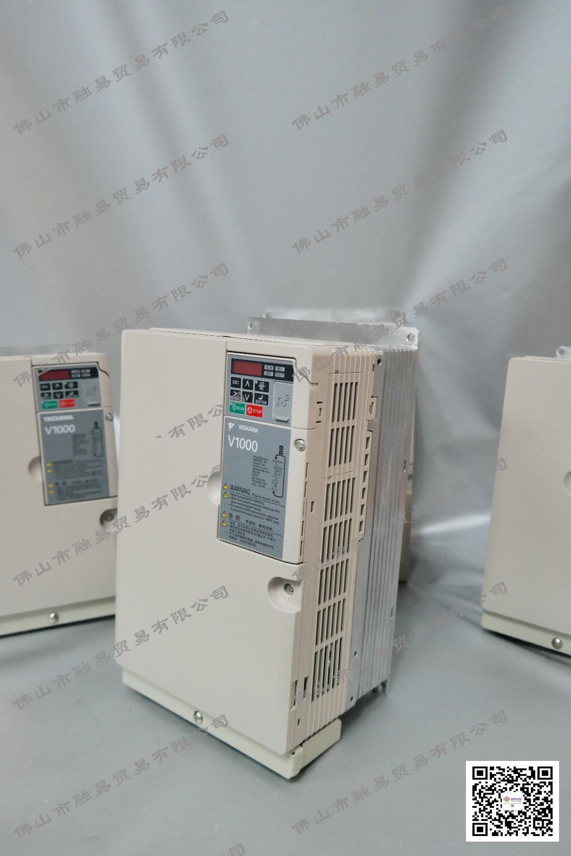 全新原装 安川变频器CIMR-VB4A0031BBA 11KW/15KW