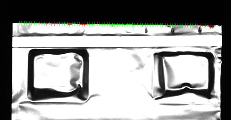 基于机器视觉的锂电池封边缺陷检测