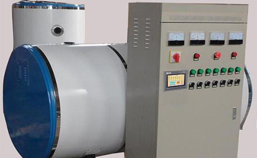 顧美EX3G系列觸摸屏PLC一體機在電采暖鍋爐上的應用