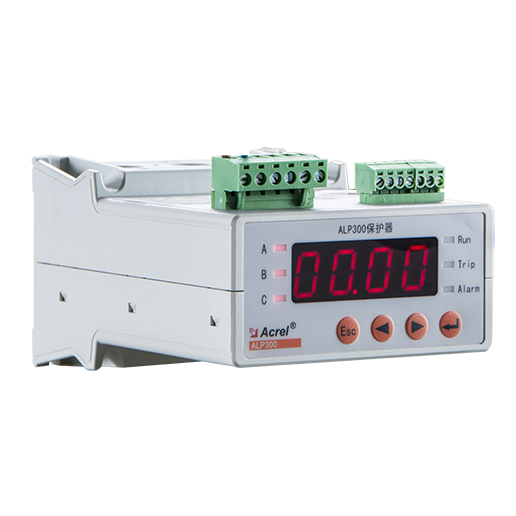 抗干扰能力强 工作稳定可靠 ALP300-100/** 低压智能型保护器