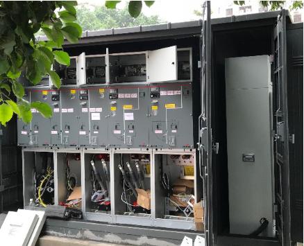魏德米勒重载连接器点亮现代都市——魏德米勒防开路重载连接器在城市电网的应用