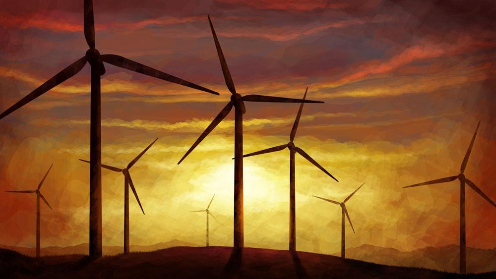 未来风机会变怎样?大型化、储能化是发展趋势
