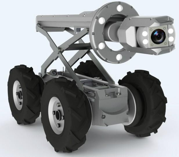 英国将开发小型机器人用于地下管道检修