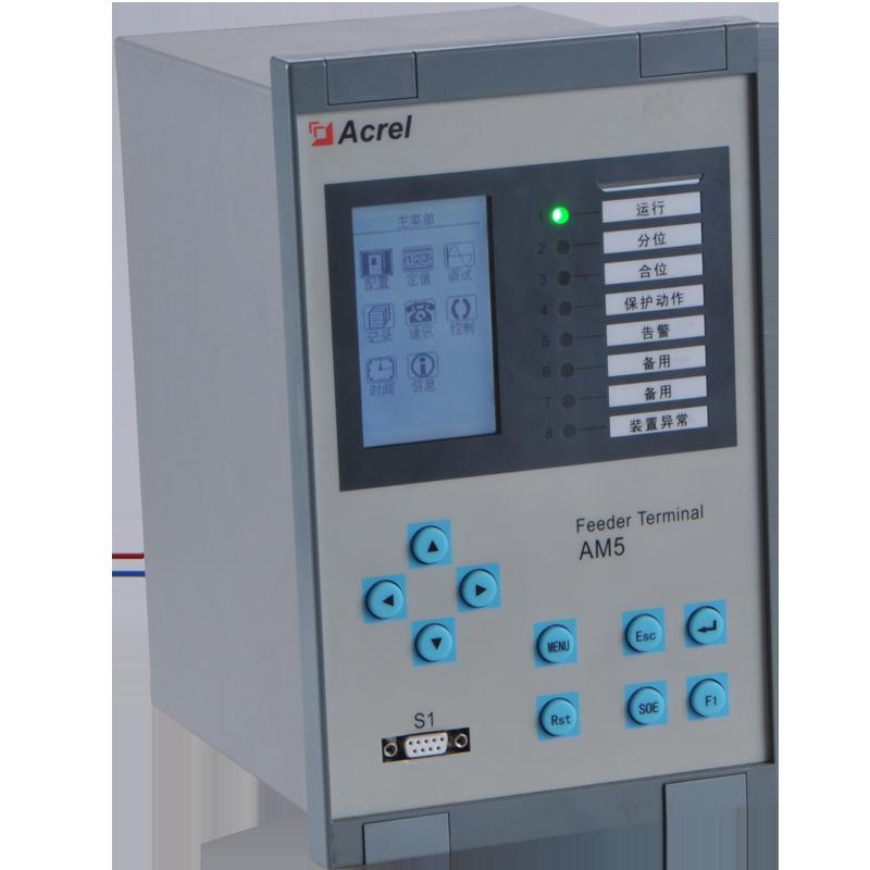 反时限过流保护 过负荷保护  AM5-M 电动机保护测控装置