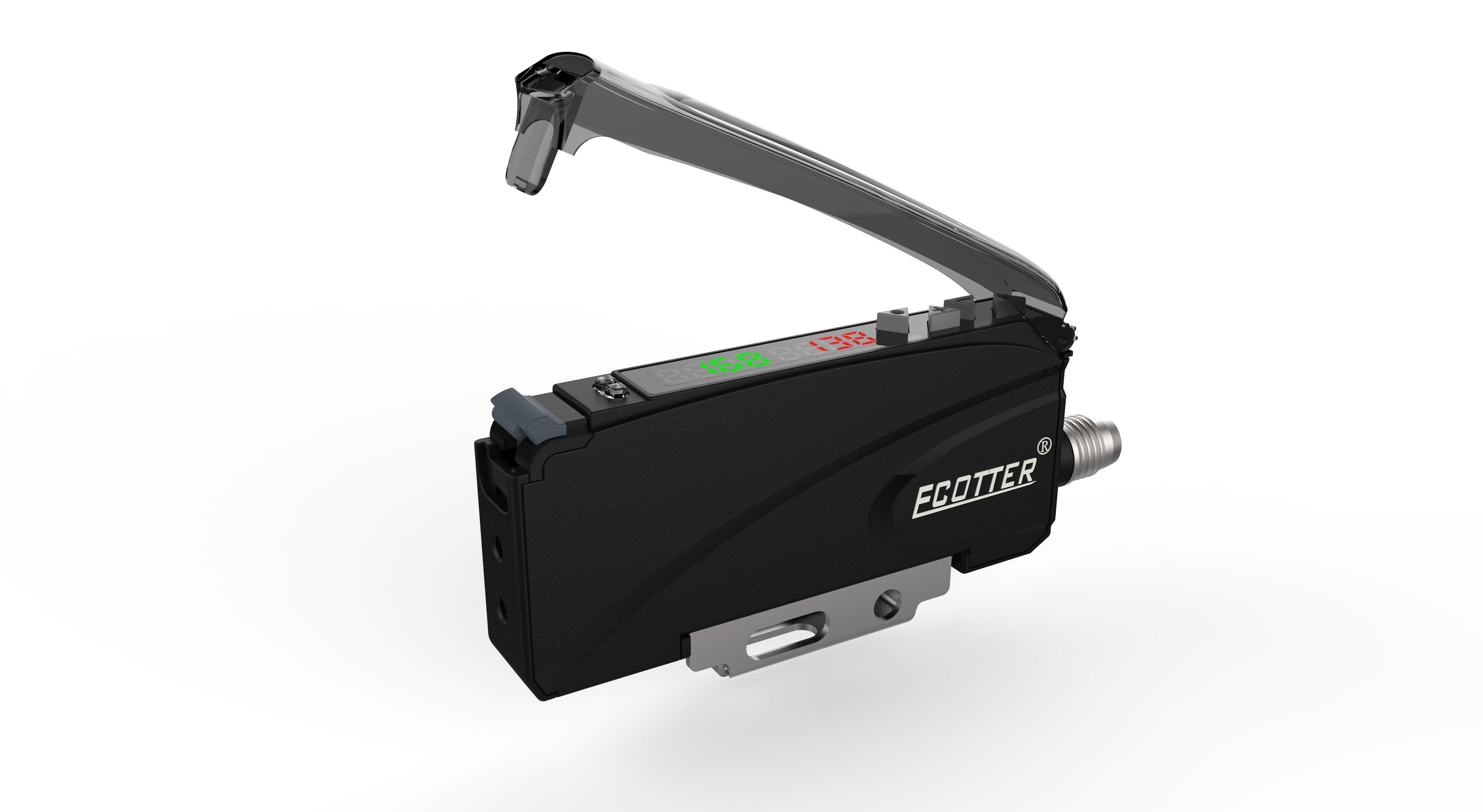 ECOTTER双数显FG-40光纤放大器