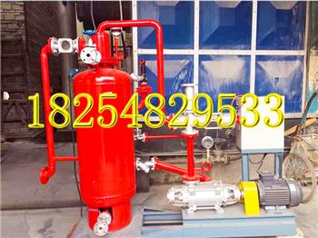 TY蒸汽回收机整个回水系统的好处