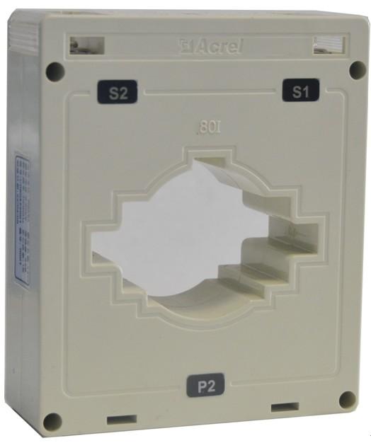 透明聚碳酸酯制造 AKH-0.66 80I 3000A/5A 0.5级 基础款电流互感器