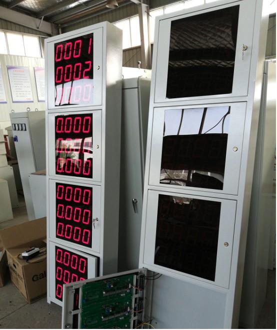 大屏幕交流电压电流物理量显示屏显示柜