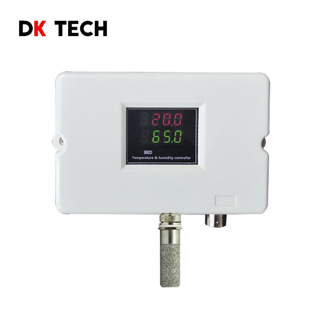 Dk0010 dual loop temperature and humidity controller