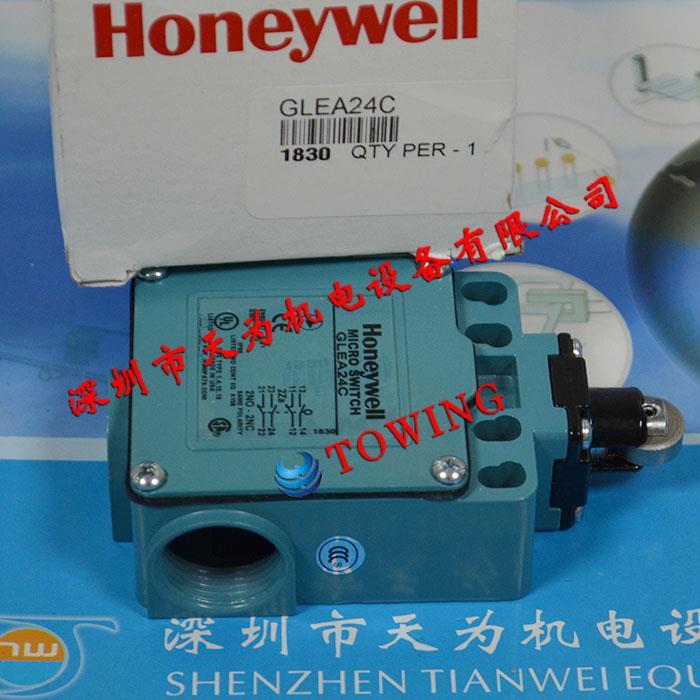 Honeywell霍尼韦尔限位开关GLEA24C