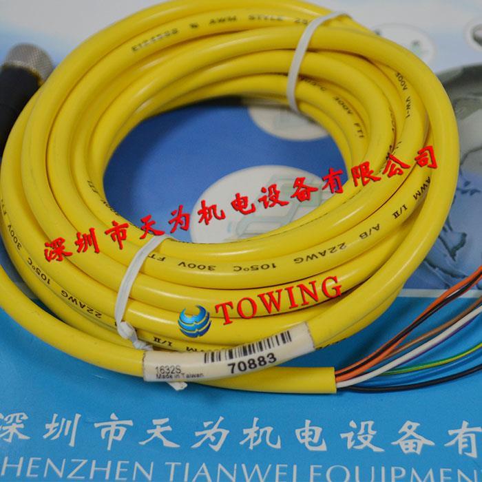 BANNER美国邦纳电缆线QDE-815D