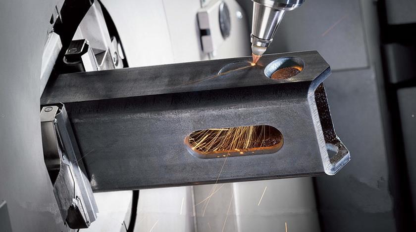 3D激光切割金属型材深加工来图定制