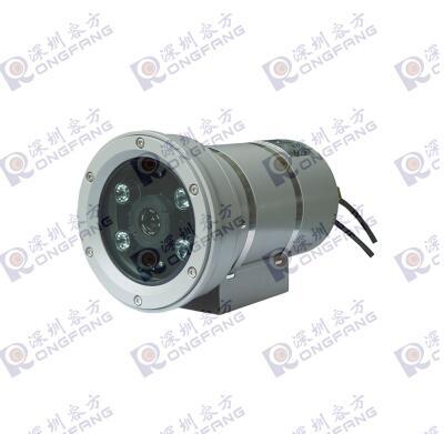 厂家直销400万网�l�高清红外防爆摄像机