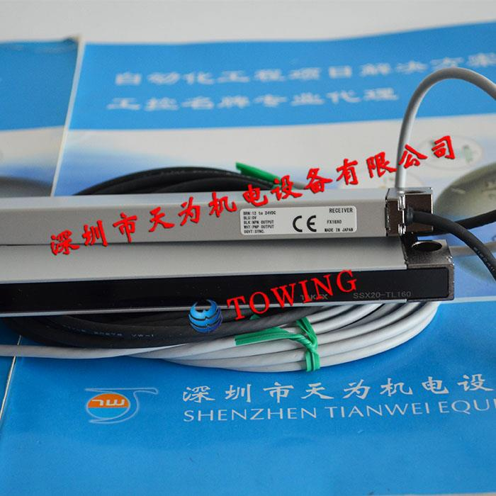 日本TAKEX竹中光电传感器SSX20-T160