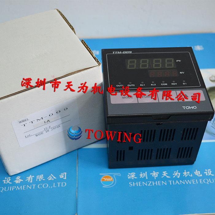 日本TOHO东邦温控器TTM-009-I-A
