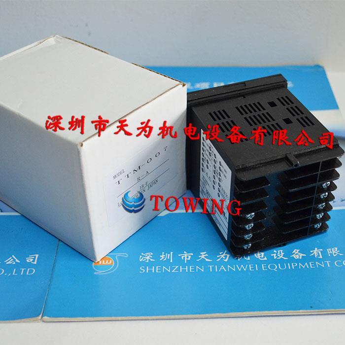 日本TOHO东邦温控器TTM-007-R-A