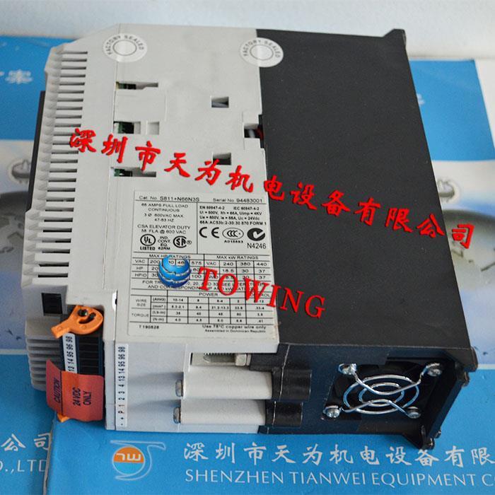美国EATON伊顿软启动器S811+N66N3S