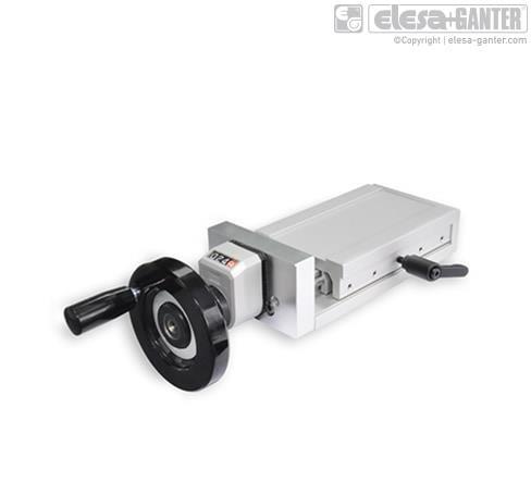 GN 900可调节滑动装置