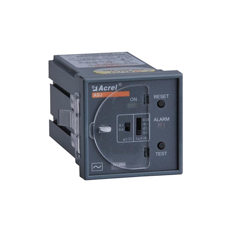 ASJ20-LD1A TRIP棒狀顯示 電流繼電器