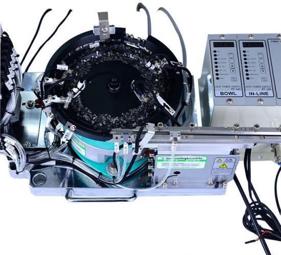 北京振动盘自动送料机,来料图纸订制非标自动化振动盘