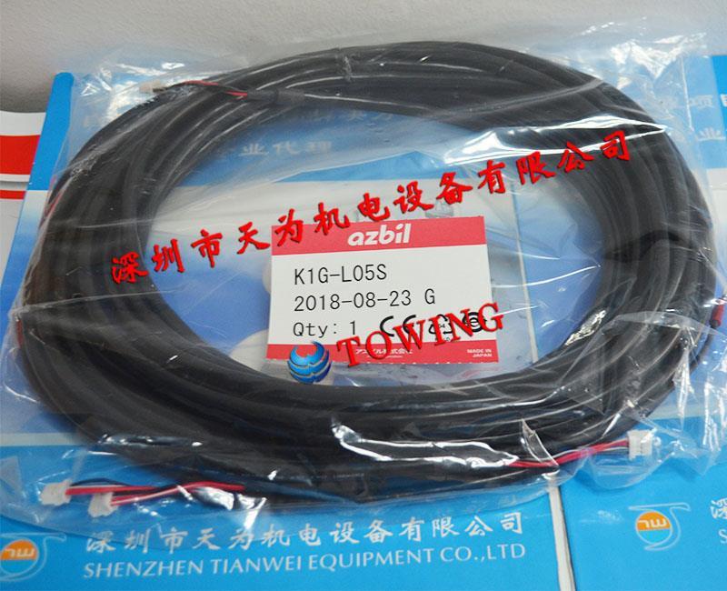 AZBIL山武高精度纠偏传感器K1G-L05S