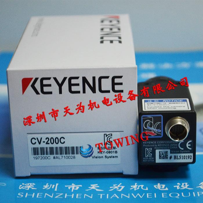 日本KEYENCE基恩士摄像头CV-200C