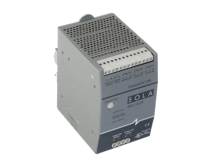 全新进口Sola/Hevi-Duty导轨式电源SDP2-12-100T