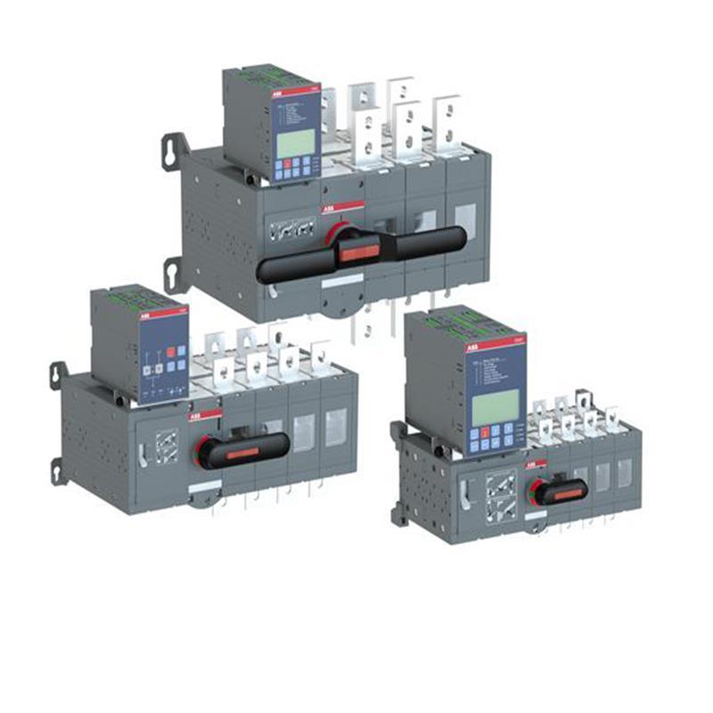 ABB双电源自动转换开关OTM160E3C10D380C货号10100573
