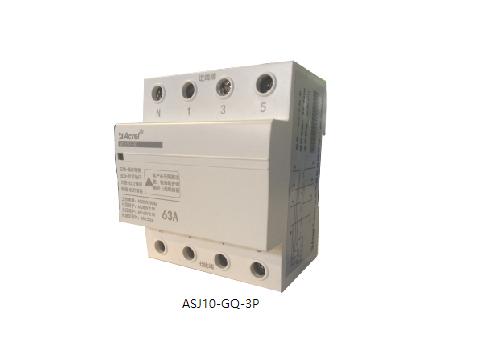 體積小 精度高 ASJ自復式過欠壓保護器