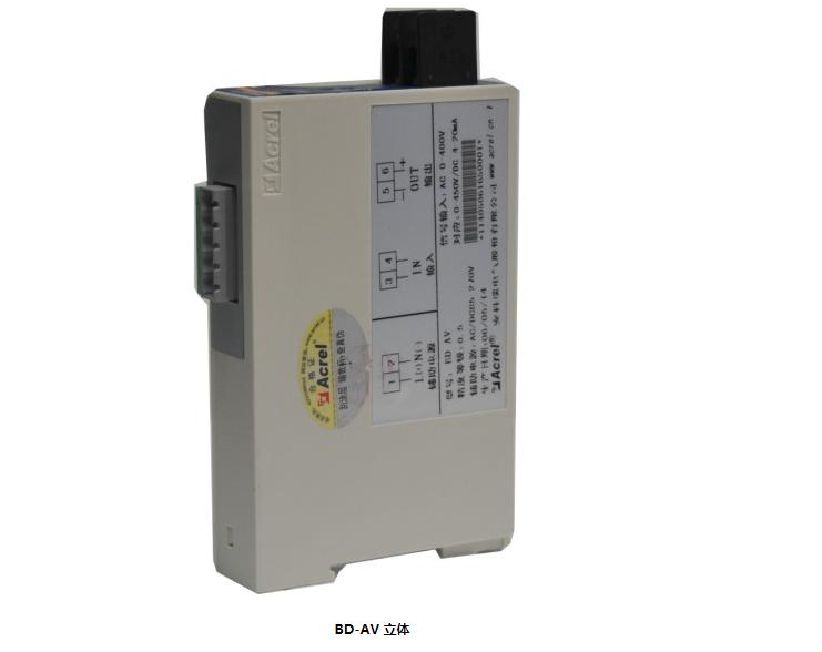 测直流电压 BD-AV 电压变送器