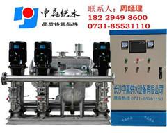 云南庆丰无负压管网供水设备安装指导