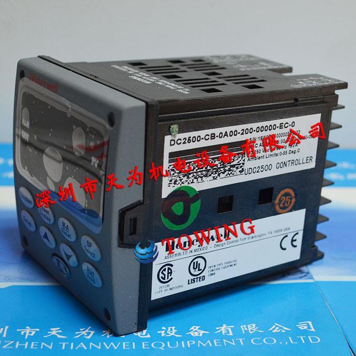 Honeywell霍尼韦尔温控器DC2500-CB-0A00-200-00000-EC-0