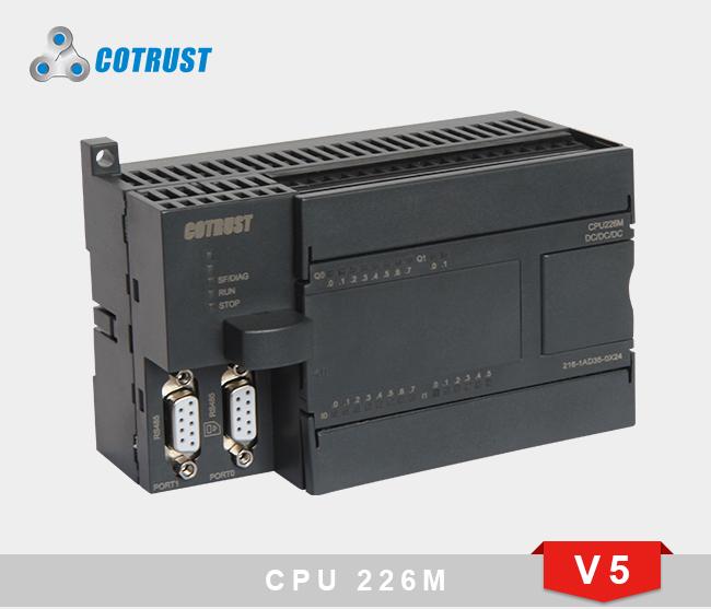 CPU226M,晶体管输出(216-1AD35-0X24)