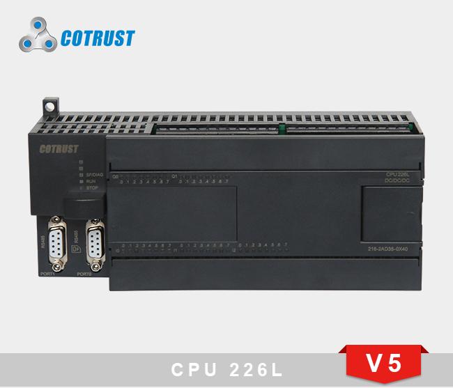 CPU226L,晶体管输出(216-2AD35-0X40)