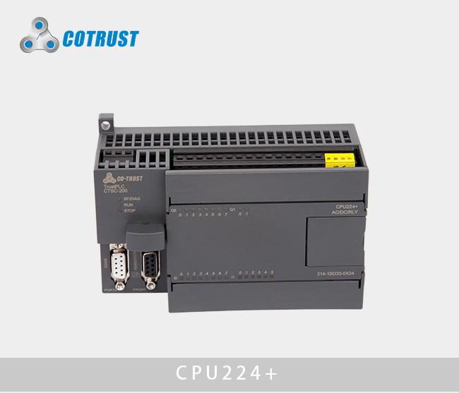 CPU224 ,24点数字量,继电器输出(214-1BD33-0X24)