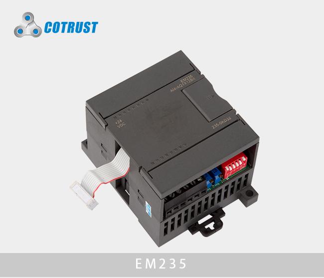 EM235模拟量模块,4入1出