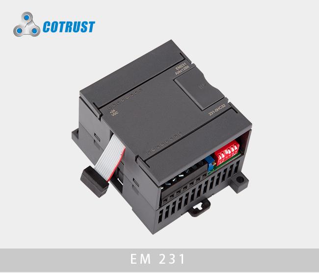 EM231热电偶测量模块