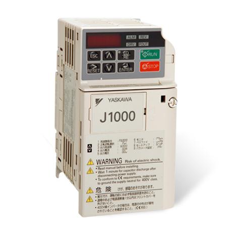 J1000小型簡易型變頻器!