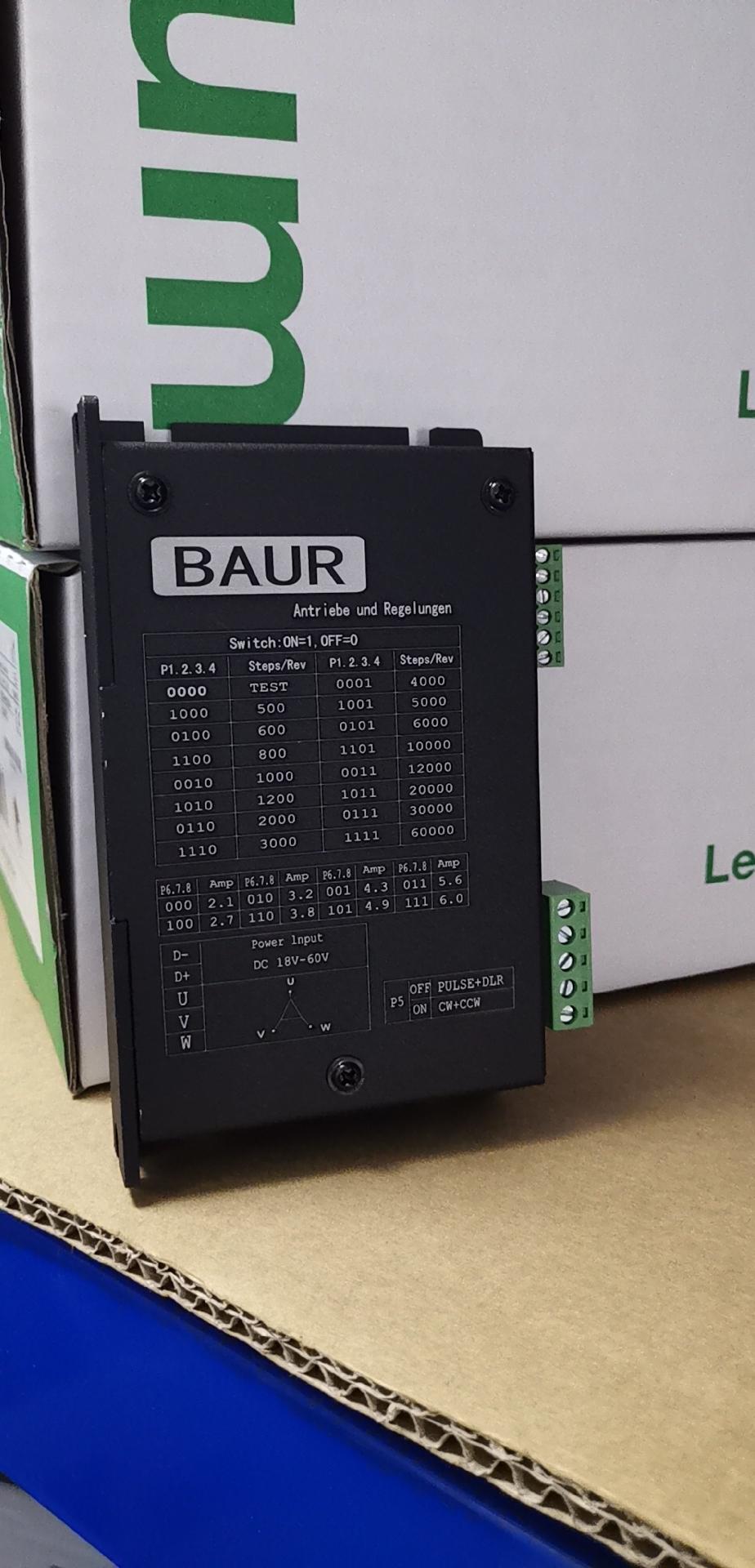 德國BAUR驅動器SMD366